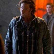 Jared Padalecki nell'episodio Swan Song di Supernatural