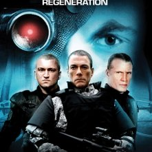 La locandina di Universal Soldier: Regeneration