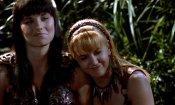 Xena, la principessa guerriera, e Gabrielle di nuovo insieme!