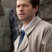 Misha Collins nell'episodio Swan Song di Supernatural