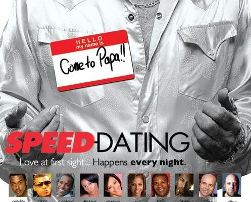 Cast of speed dating