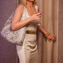 Samantha (Kim Cattrall) in una scena del film Sex and the City 2
