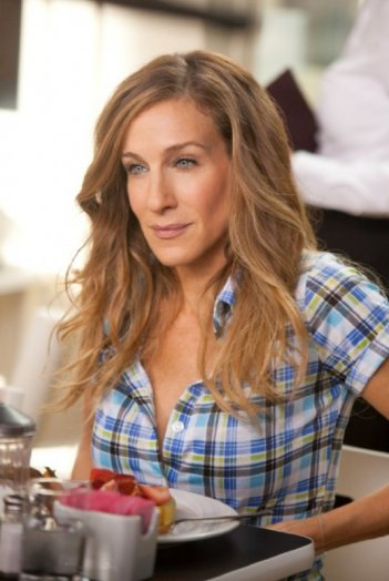 Sarah Jessica Parker alias Carrie nel film Sex and the City 2