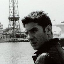 Una bella foto dell'attore Cristian Lo Cicero