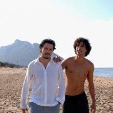 Christo Jivkov e Thyago Alves in una scena del film Il compleanno