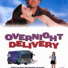 La locandina di Overnight Delivery
