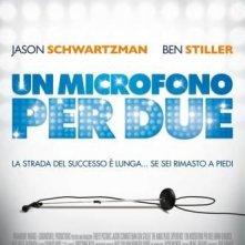 La locandina italiana di Un microfono per due