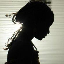 Profilo femminile dal film 14 kilometros