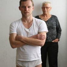 Il ballerino Andreas Merk e Noa Heyman in una foto promo di I Shot My Love