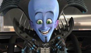 Il supereroe cattivo del film Megamind
