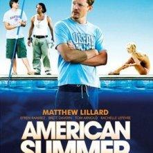 La locandina di American Summer
