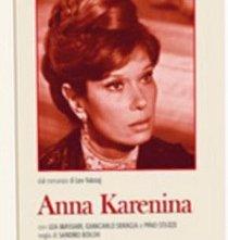 La locandina di Anna Karenina