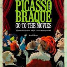 La locandina di Picasso and Braque Go to the Movies