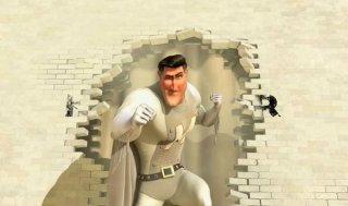 Metro Man, avversario del protagonista nel film Megamind