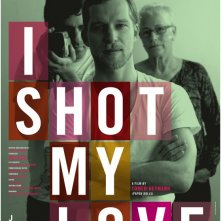 Poster verde per I Shot My Love