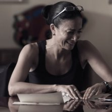 Randi Ingerman in una scena del film Backward