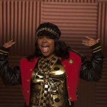 Glee: Amber Riley nell'episodio Funk