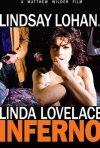 Teaser poster di Inferno con Lindsay Lohan, poi sostituita da Malin Akermann
