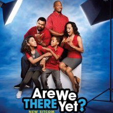 Un poster della serie Are We There Yet?