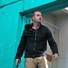 Chris O'Donnell in un momento dell'ultimo episodio di stagione: Callen, G di NCIS: Los Angeles