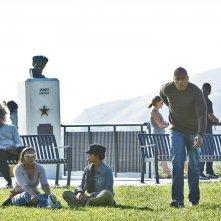 Sam (LL Cool J) in un momento dell'episodio Burned di NCIS: Los Angeles