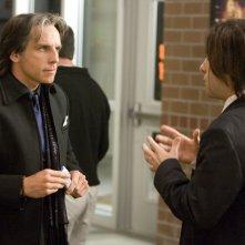 Ben Stiller e Jason Schwartzman nel film Un microfono per due