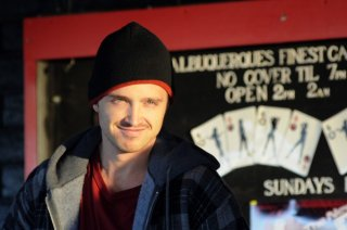 Breaking Bad: Aaron Paul nell'episodio Mas