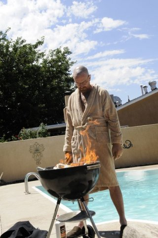 Breaking Bad: Bryan Cranston nella premiere della stagione 3