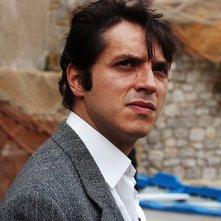 Carmelo Galati sul set de La siciliana ribelle