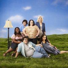 Huge: il cast della serie in una foto promozionale