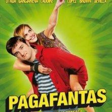 La locandina di Pagafantas