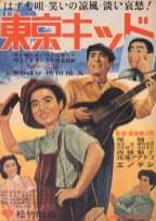 La locandina di Tokyo Kid