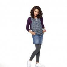 Teala Dunn in una foto promozionale della serie Are We There Yet?