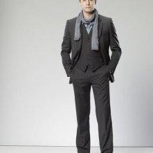 The Gates: Luke Mably è Dylan Radcliff in una foto promozionale della serie