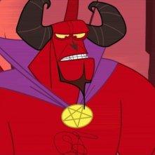 Un'immagine della serie animata Neighbors from Hell