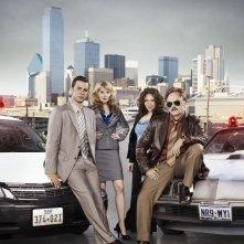 Una foto promozionale del cast di The Good Guys