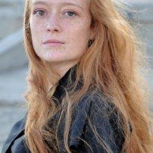 Una immagine dell'attrice Elisabetta Perotto (foto Marco Giraldi)