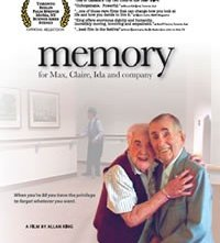 La locandina di Memory for Claire, Max, Ida and Company