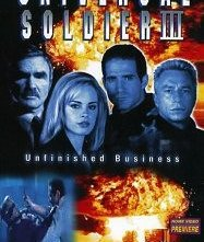 La locandina di Universal Soldier III: Unfinished Business