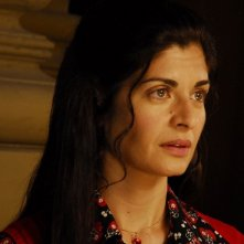 Primo piano di Soledad Villamil dal film Il segreto dei suoi occhi