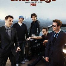 Un poster della stagione 7 di Entourage