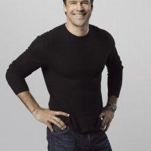 David James Elliott è Wolf West in una foto promozionale della serie Scoundrels