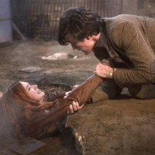 Karen Gillan e Matt Smith in una scena dell'episodio Cold Blood di Doctor Who