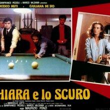 Lobbycard del film Io, Chiara e lo Scuro