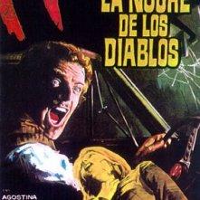 Locandina La notte dei diavoli (1972)