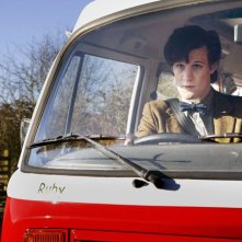 Matt Smith nell'episodio Amy's Choice di Doctor Who