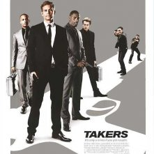 Nuovo poster per Takers