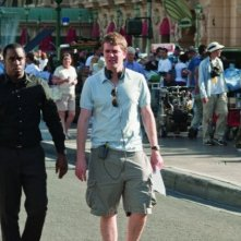 Sean Combs e Nicholas Stoller sul set di Get Him to the Greek