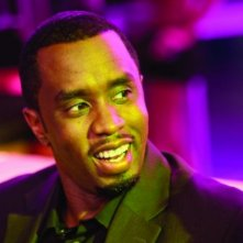 Sean Combs in una scena della commedia Get Him to the Greek