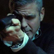 George Clooney nel film The American